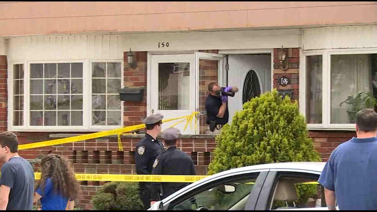 Staten Island woman found dead with cut neck in basement of home