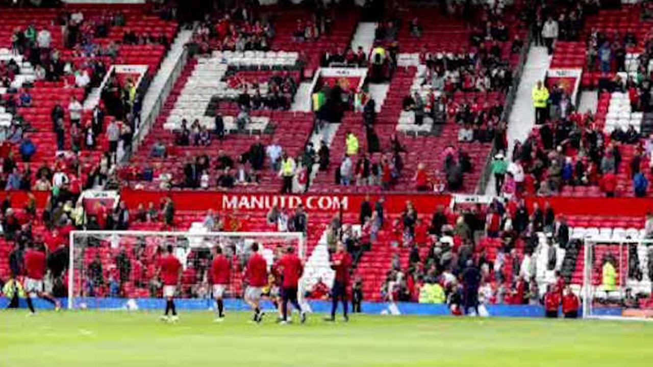 Police: Fake bomb at Manchester United stadium left from training exercise