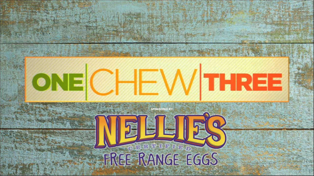 Easy Recipes: One Chew Three