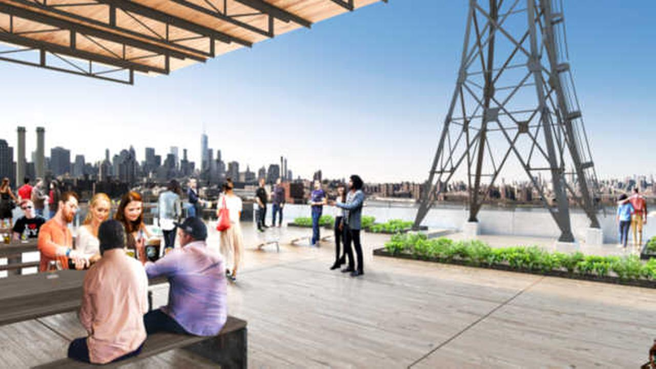 Big expansion brewing at Brooklyn Navy Yard; rooftop restaurant, beer garden slated to open in 2018