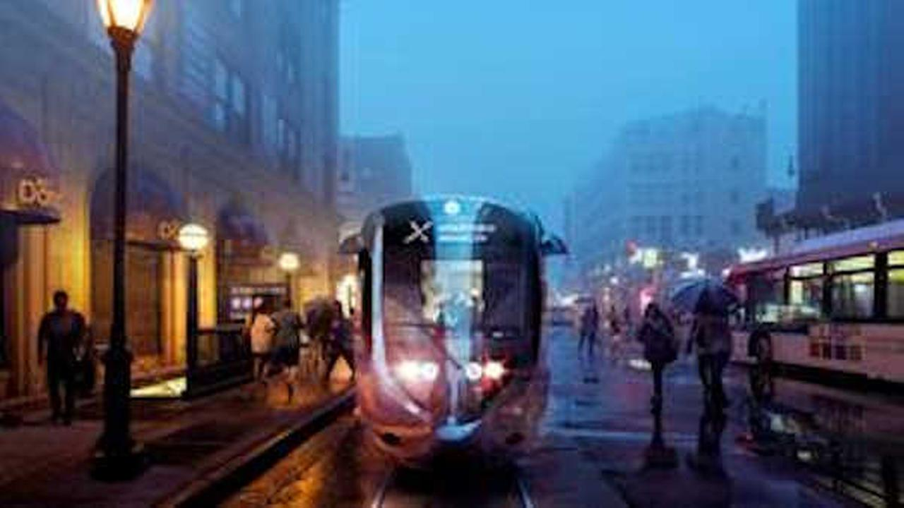 Public meeting on proposed streetcar from Brooklyn to Queens
