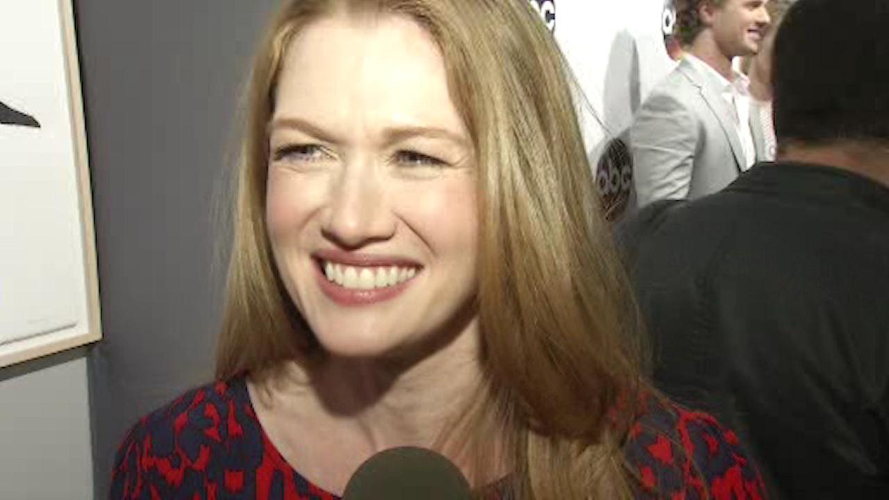 'The Catch' star Mireille Enos talks about Season 2
