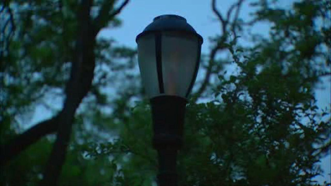 Residents complain of lighting issues at Harlem park
