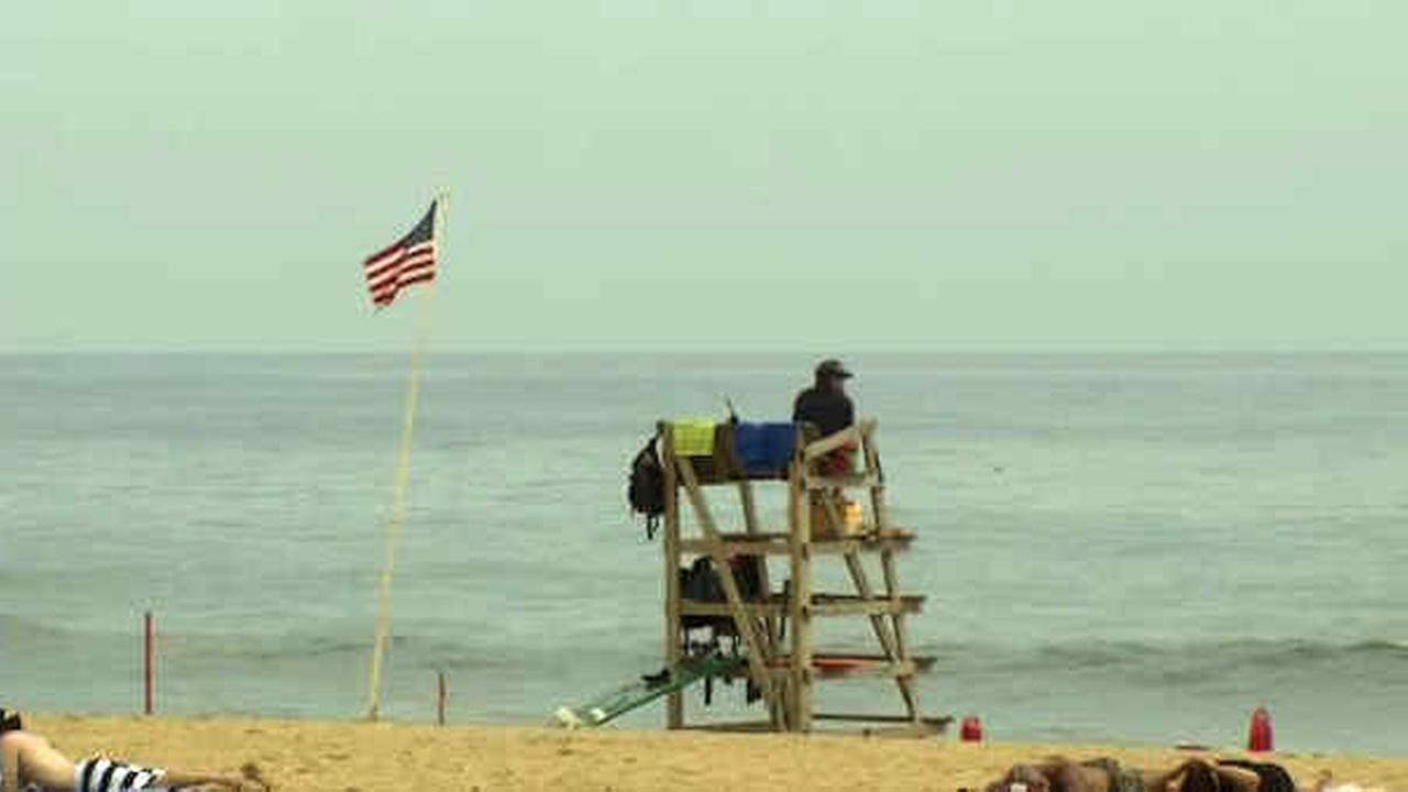 Stormy winter shrinks some New Jersey beaches, but shore towns ready
