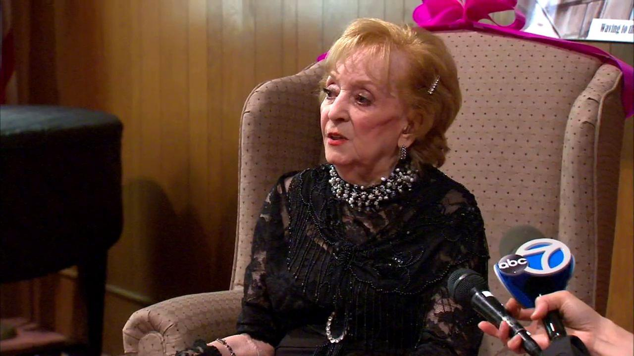 Upper West Side woman celebrates 100th birthday
