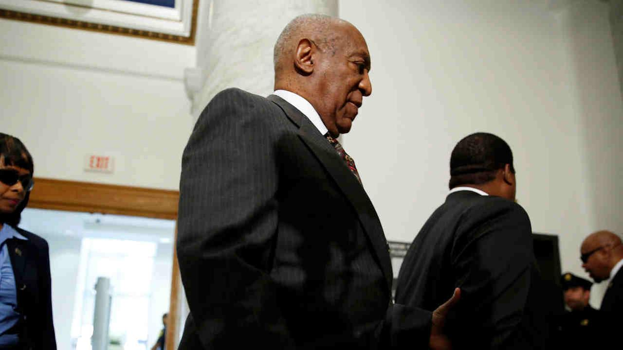 Bill Cosby arrives at the Montgomery County Courthouse for a preliminary hearing, Tuesday in Norristown, Pa. Cosby is accused of drugging and sexually assaulting a woman in 2004.