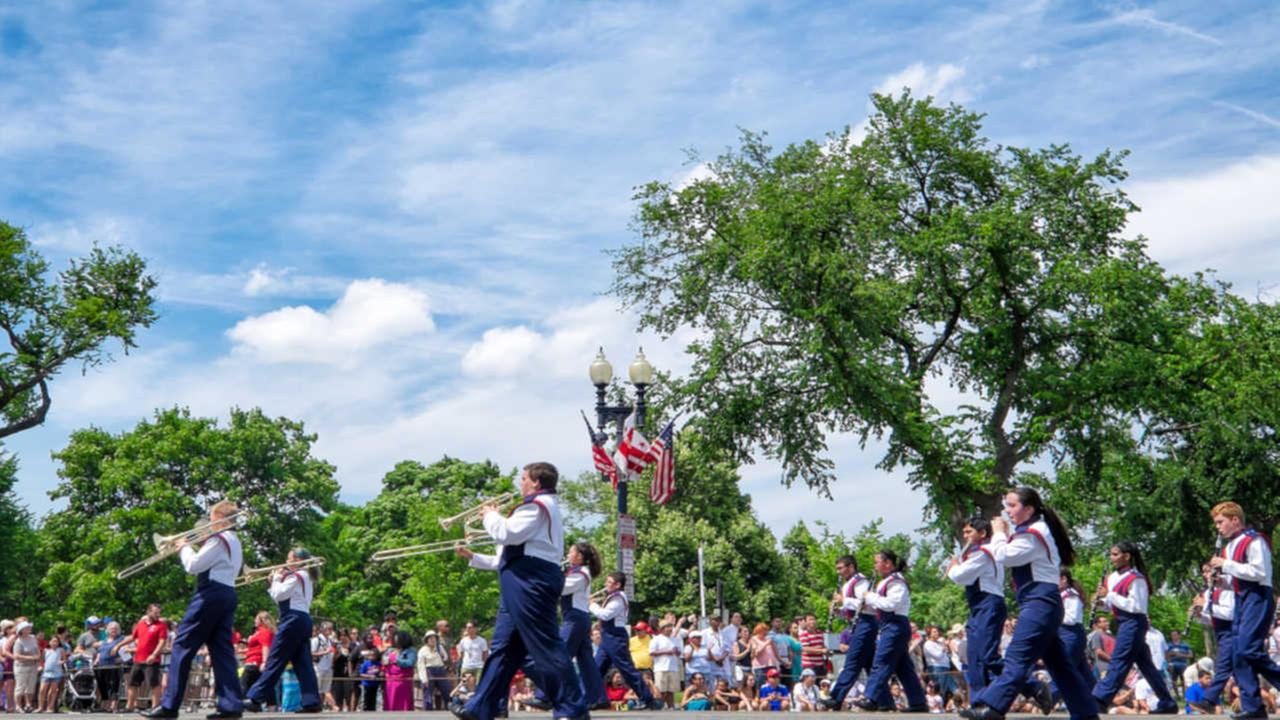 Several New Jersey towns cancel Memorial Day parades due to severe weather threats