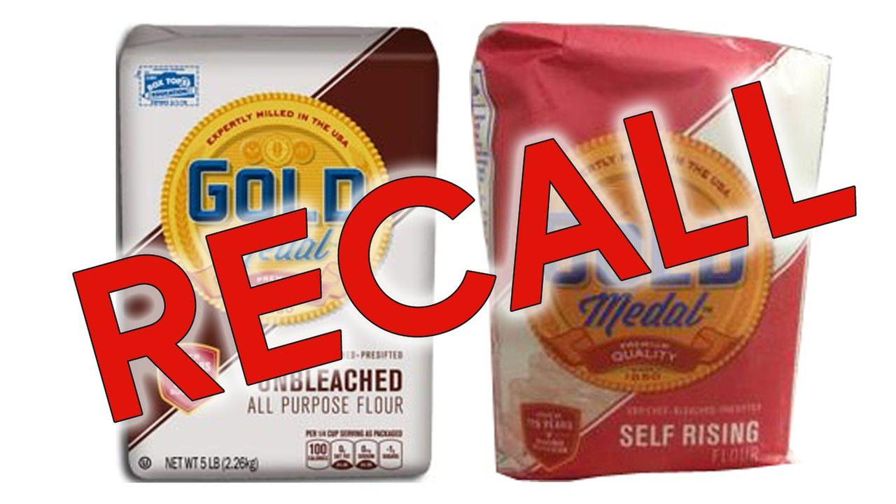 General Mills recalls flour over possible E. coli link