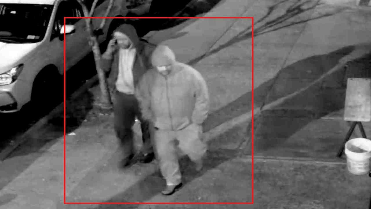 Suspects wanted in Queens ATM break-ins