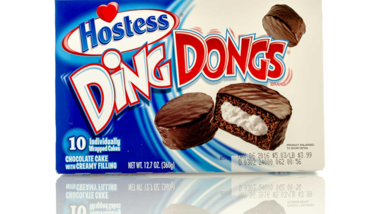 Hostess recalls snacks over peanut contamination concerns