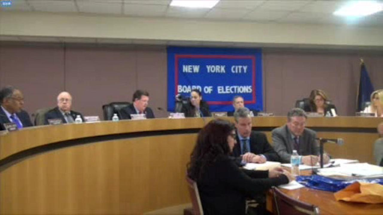 Audit: NYC elections board lost track of voting machines