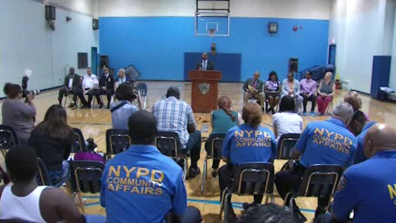 Harlem gym renovated with proceeds from drug busts