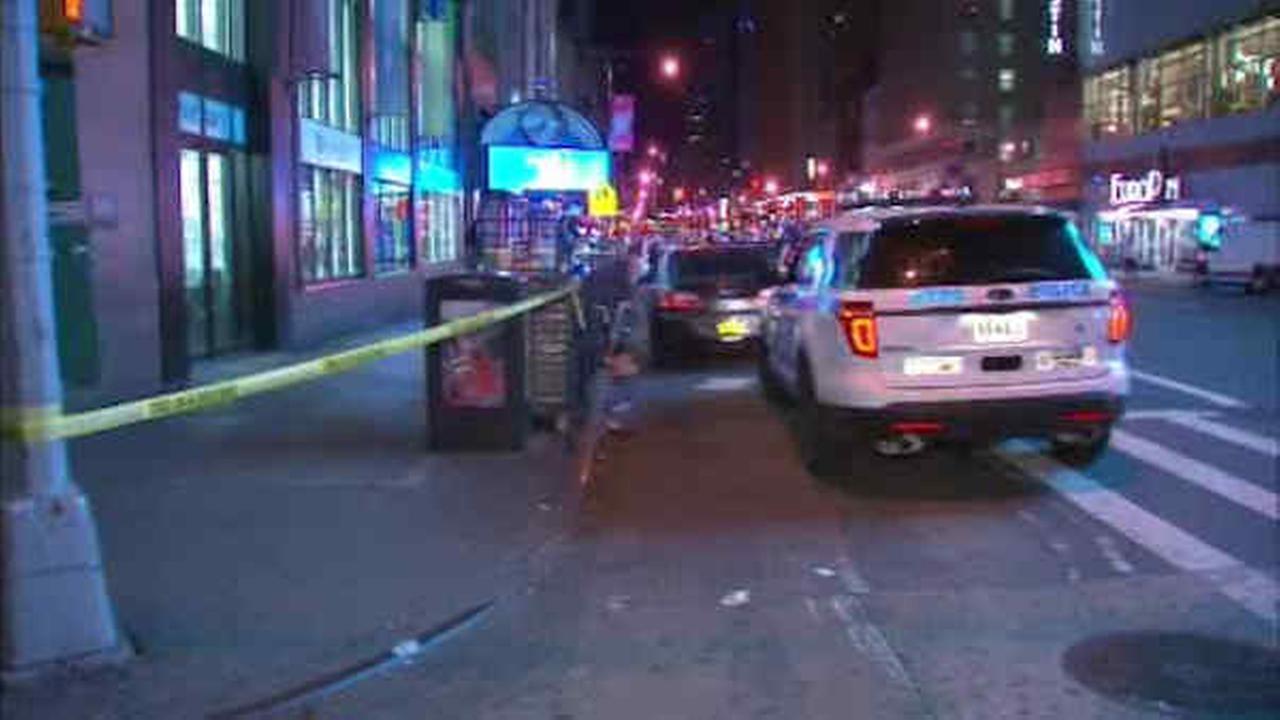 Midtown slashing leaves 1 injured