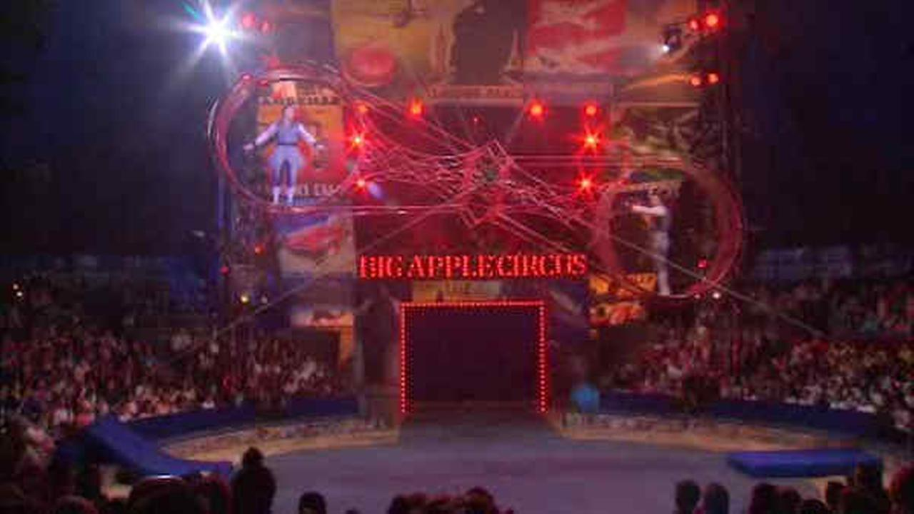 Saved: Big Apple Circus to return in 2017 under new ownership