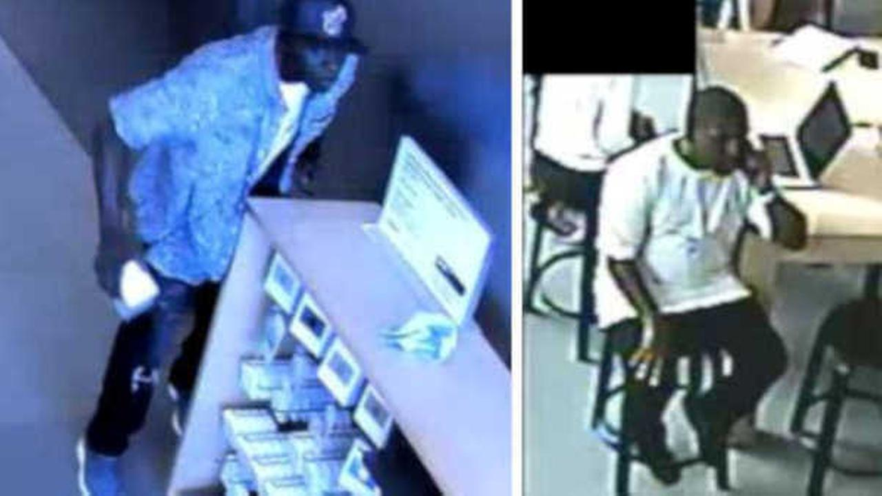 NYPD: Suspects stole over 20 iPhones from 2 different Apple Stores