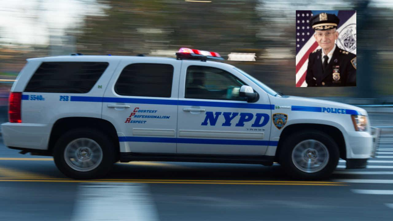 NYPD's chief chaplain attacked while exercising on Upper West Side