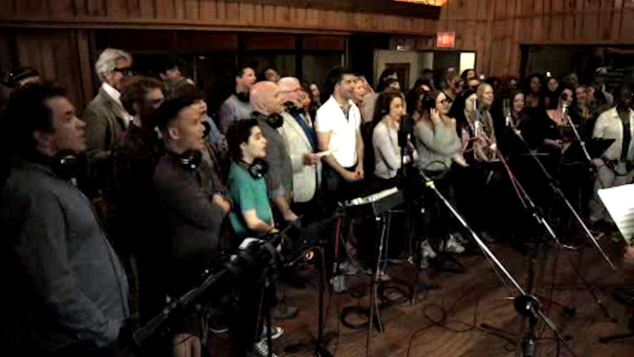 Broadway stars join forces to record song to benefit Orlando victims