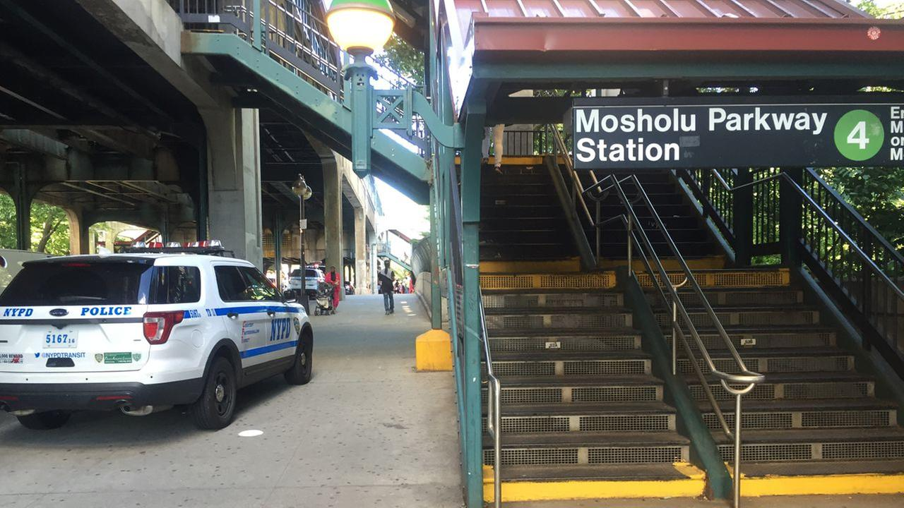 Teenager stabbed on subway, seriously injured in Bedford Park, Bronx