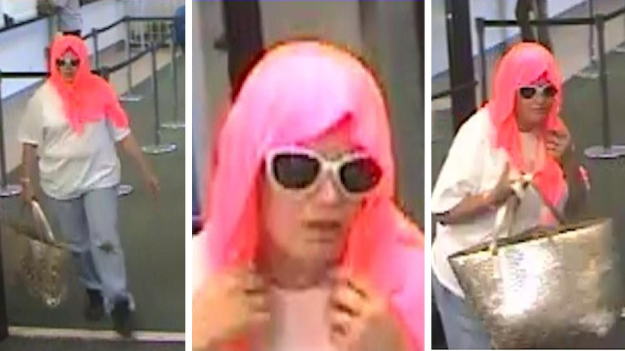 Suffolk County Police looking for woman who robbed bank in Brentwood