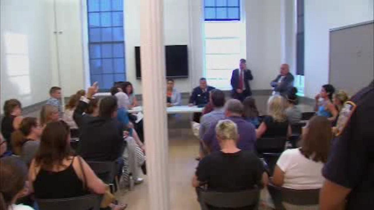 Greenwich Village community meeting held following off-duty NYPD gun incident last week