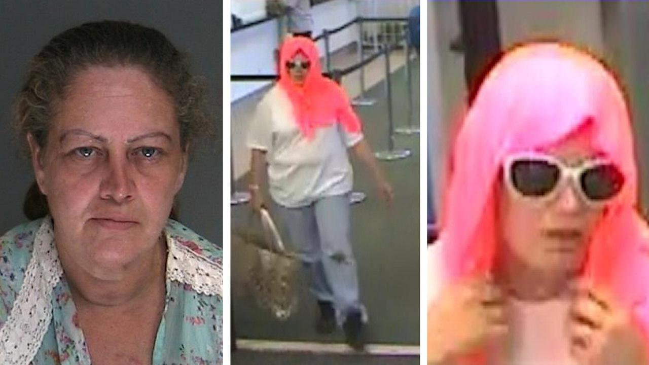 Suffolk County Police nab woman who allegedly robbed Brentwood bank