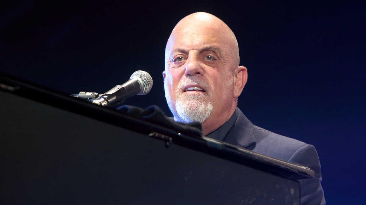 Billy Joel makes surprise appearance at tribute band show on Long Island