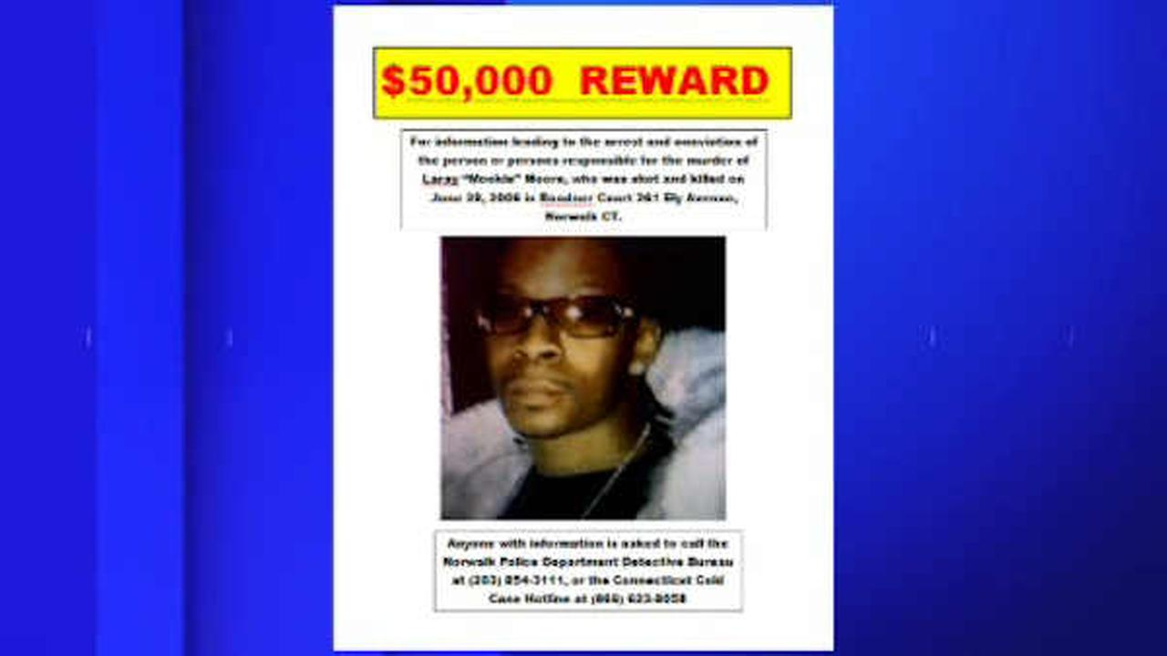 Norwalk police renew investigation on 10th anniversary of man's murder