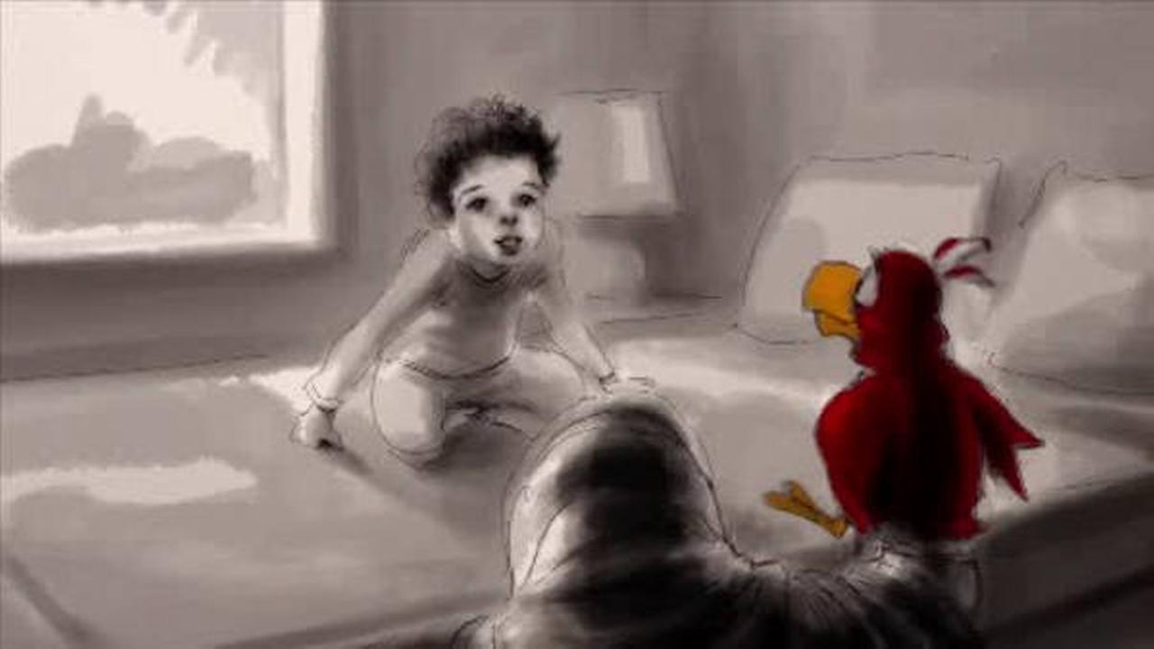 Parents use Disney dialogue to reach autistic child