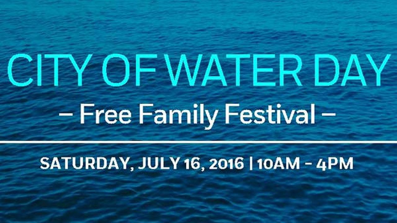 City of Water Day: Presented by the Waterfront Alliance