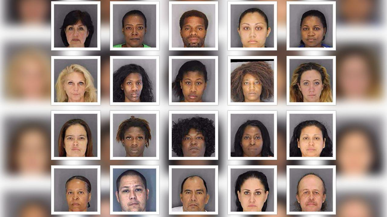 MUGSHOTS: 24 charged with welfare fraud in Orange County, NY