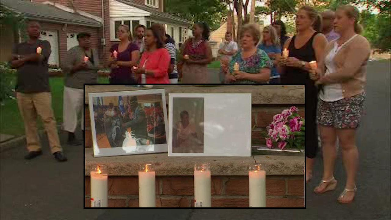 Vigil held for Springfield father and daughter murdered in home