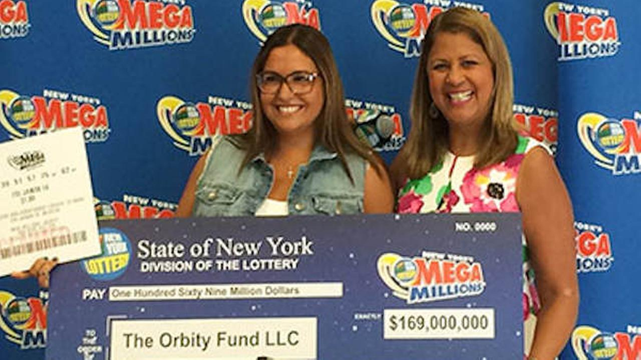 Staten Island homemaker claims $169 million jackpot with 'leftover' ticket