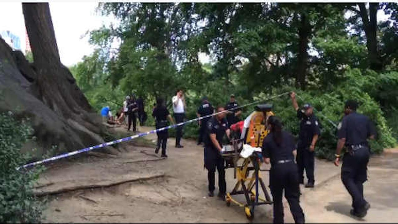 Central Park closed after explosion injures man