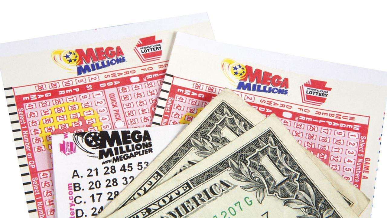 Winning $521 million Mega Millions ticket sold in New Jersey