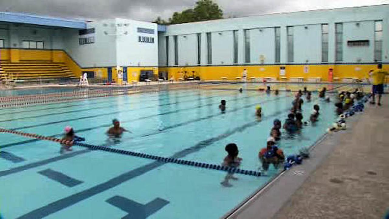 Newark public pools officially open for the summer