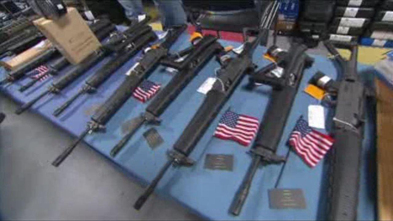 Families of Sandy Hook victims to begin lawsuit against gun manufacturer