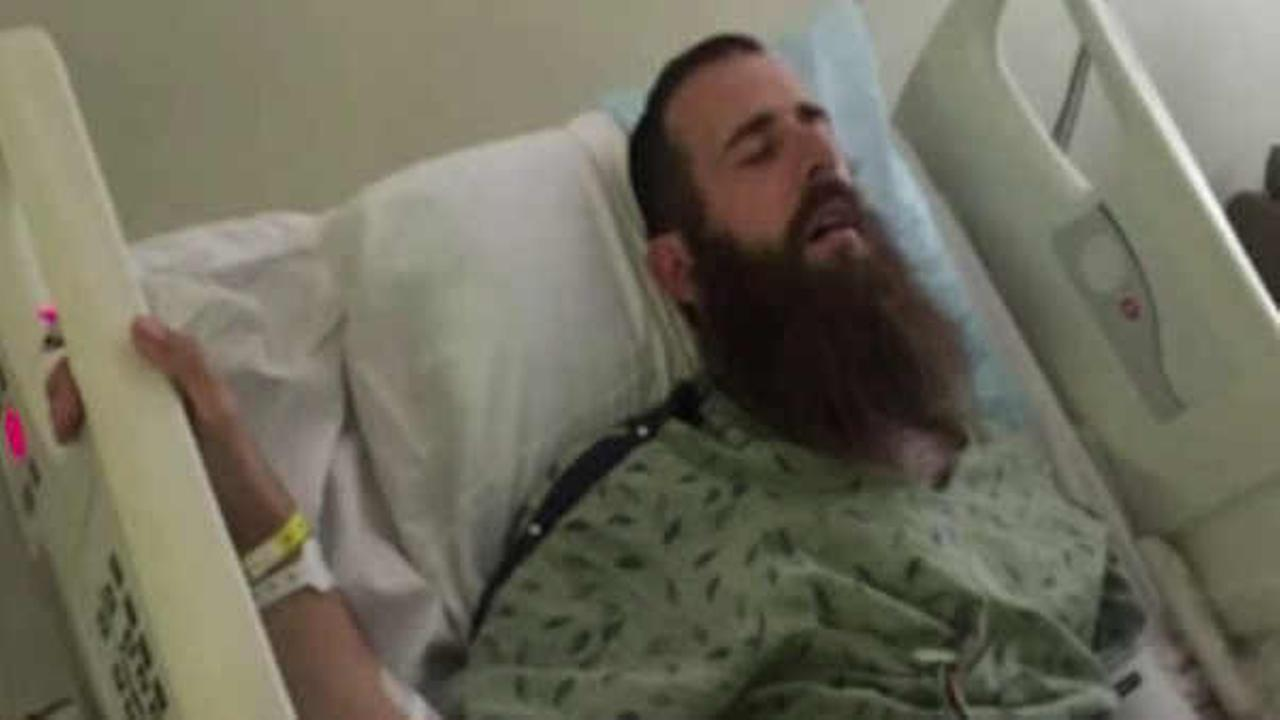 Arizona man becomes partially paralyzed after contracting West Nile virus