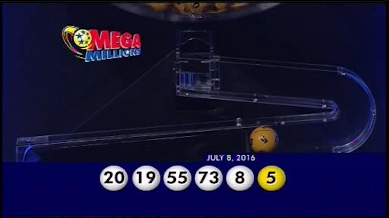 Jackpot fever: Winning Mega Millions numbers have been drawn