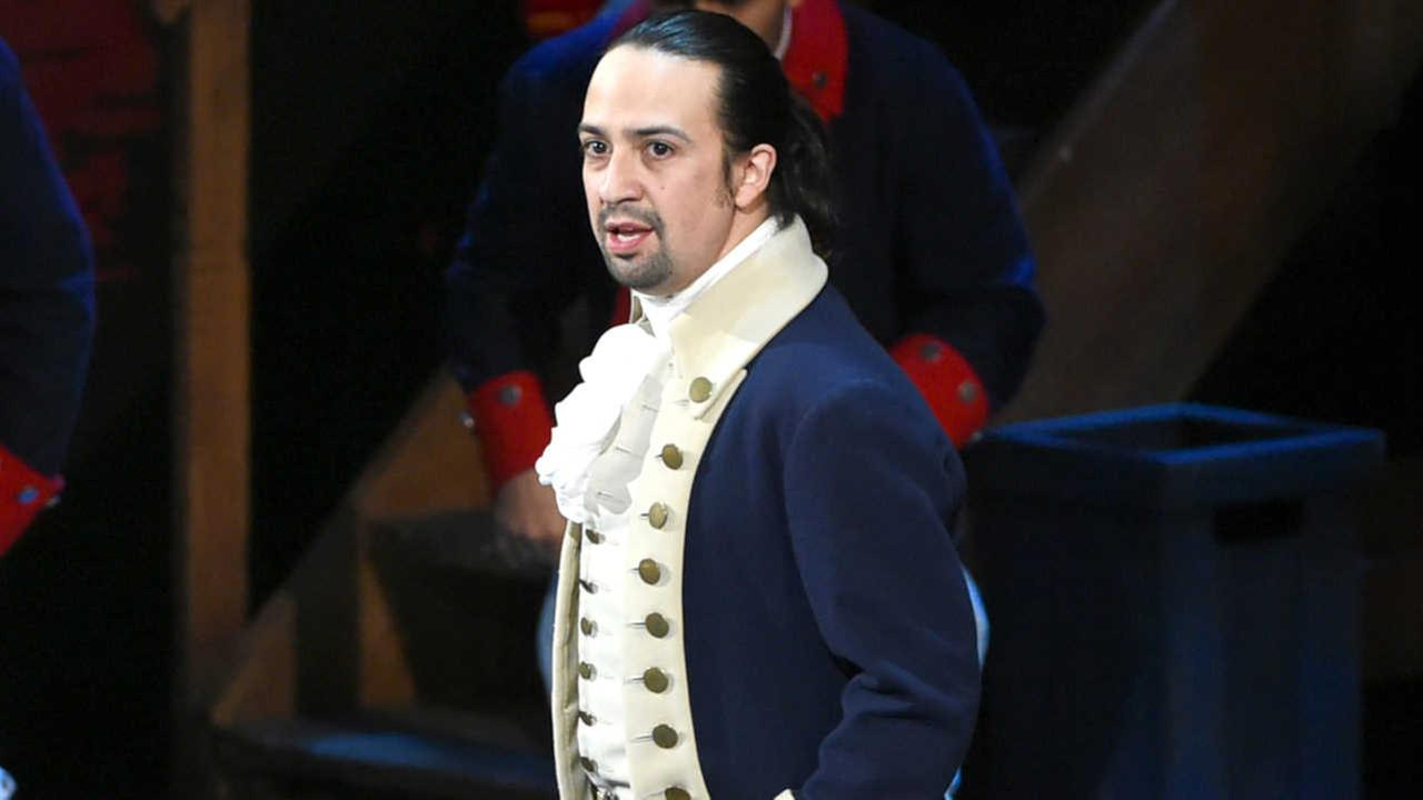 Lin-Manuel Miranda takes final bow as star of 'Hamilton'