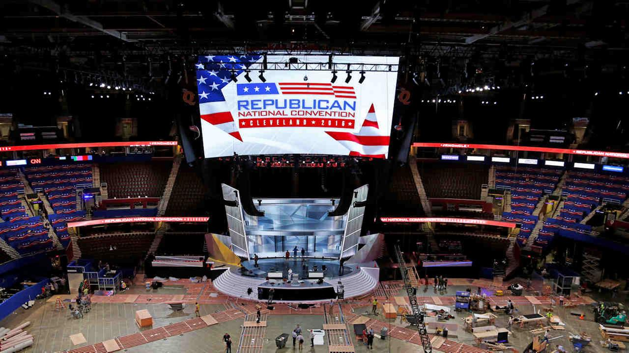 Chris Christie, Rudy Giuliani among the Republican National Convention speakers