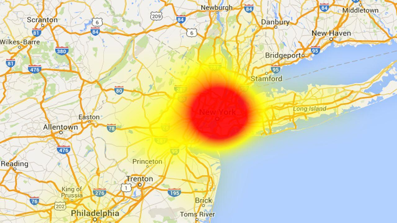 Verizon says issue fixed after issue with incoming/outgoing calls on cellphones in NYC area