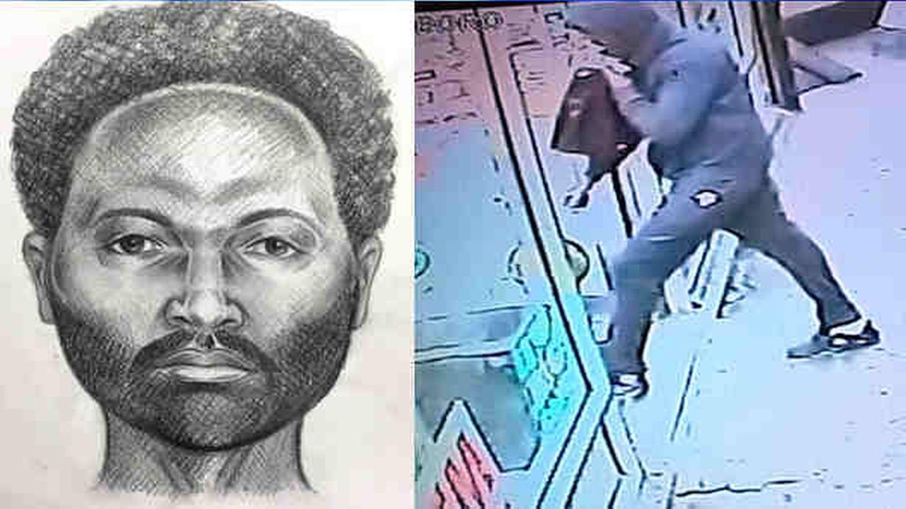 Police released images of a suspect in a Bushwick rape Monday.