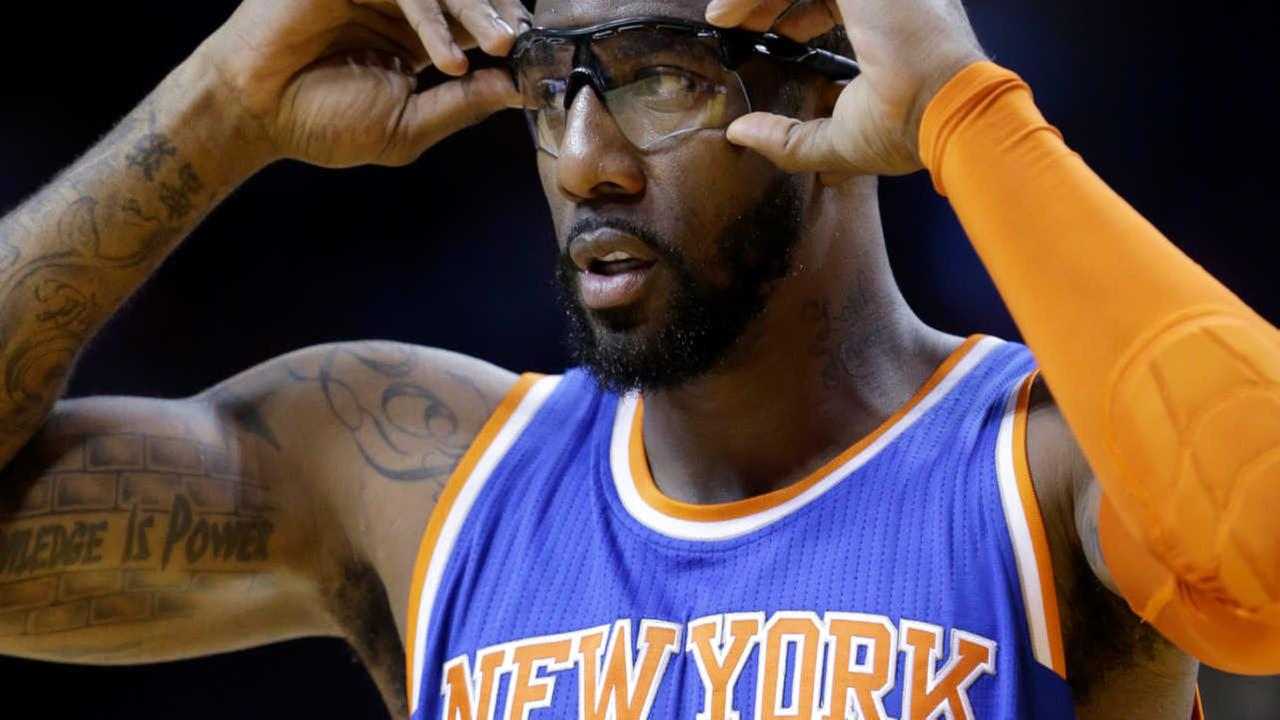 Amar'e Stoudemire retires from the NBA as a New York Knick