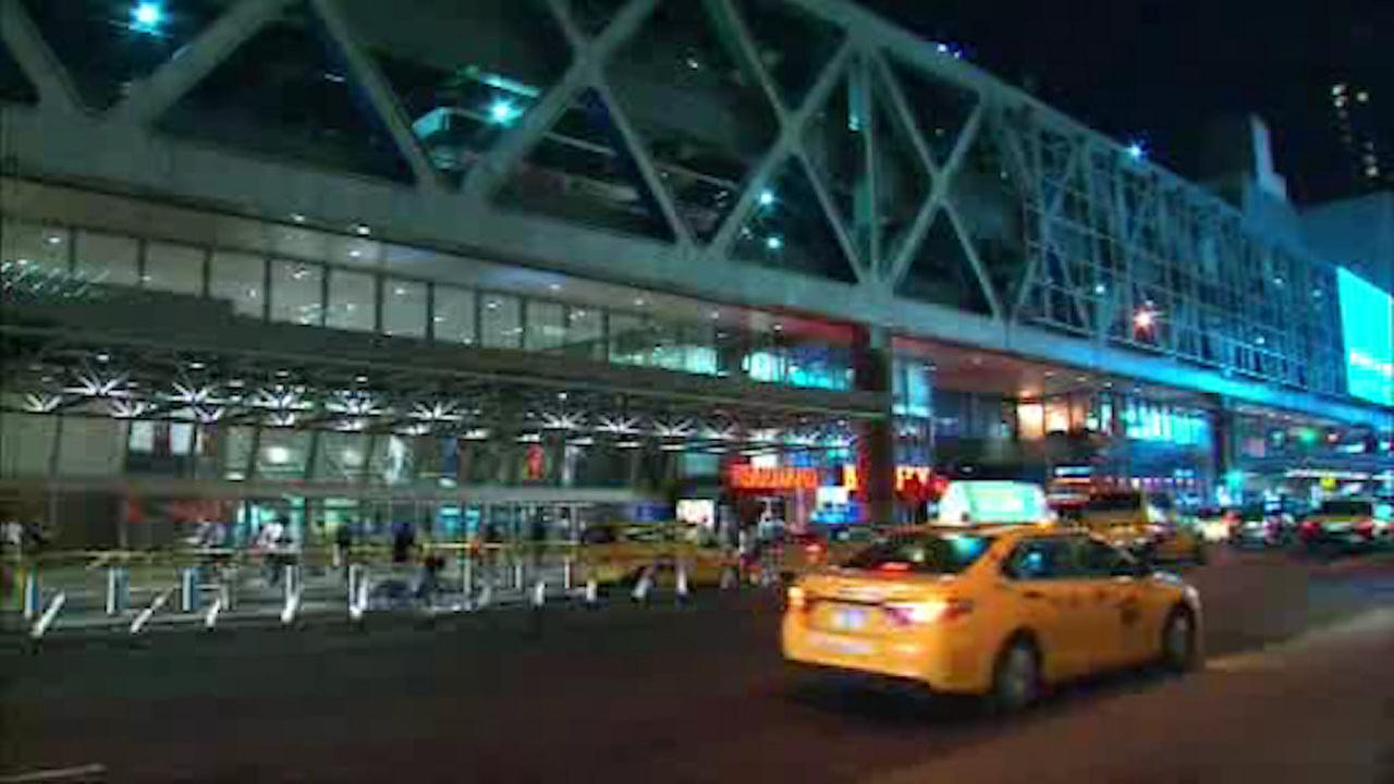 Officer threat at Port Authority leads to armed man's arrest