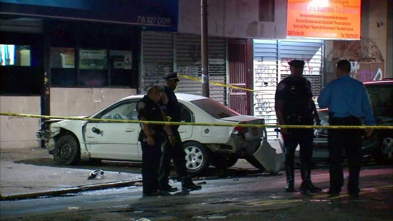 Arrest made in hit-and-run crash that killed two dads in Brooklyn
