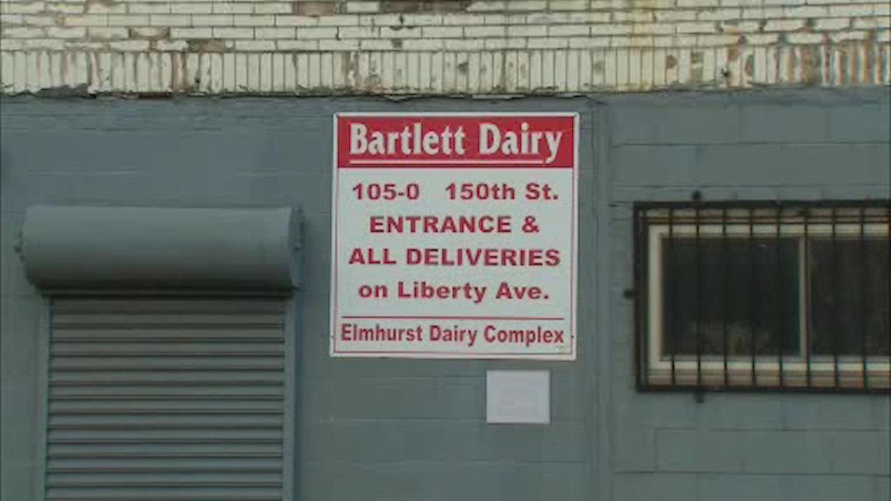 UDDER DISAPPOINTMENT: New York City's last milk processing plant to close up shop