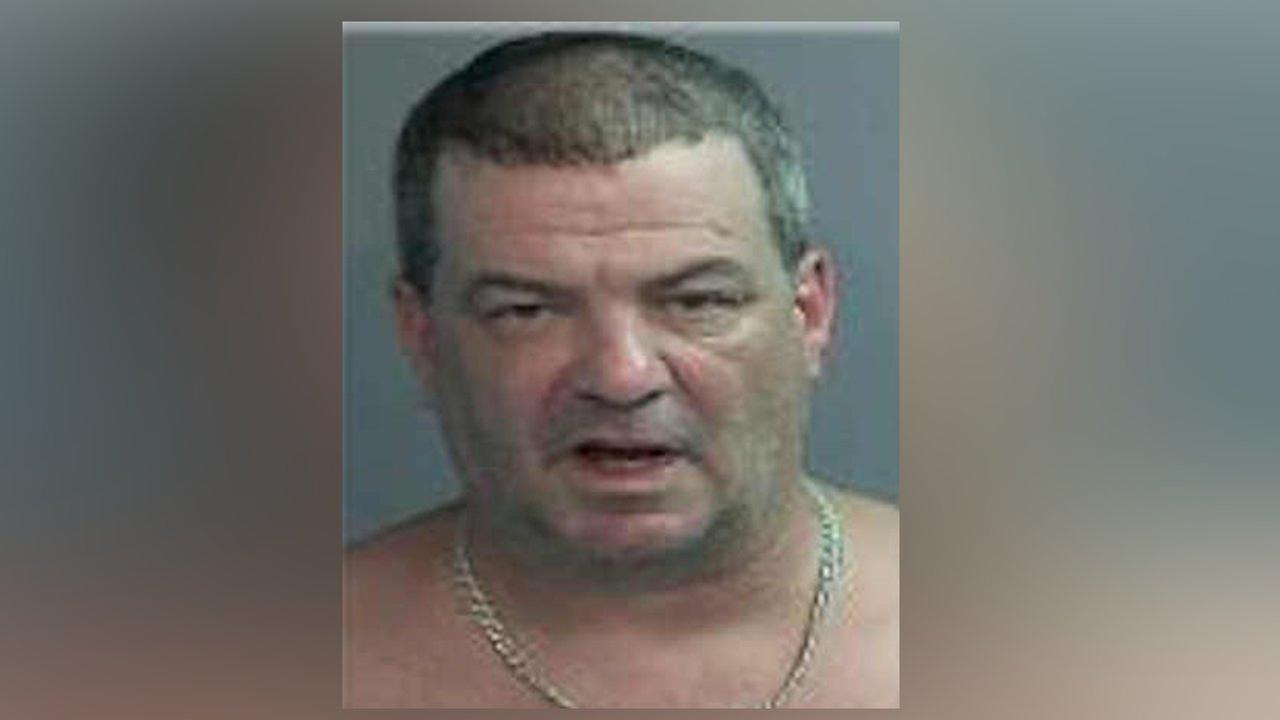 Man charged with crashing into cars at New Jersey mall while drunk and naked