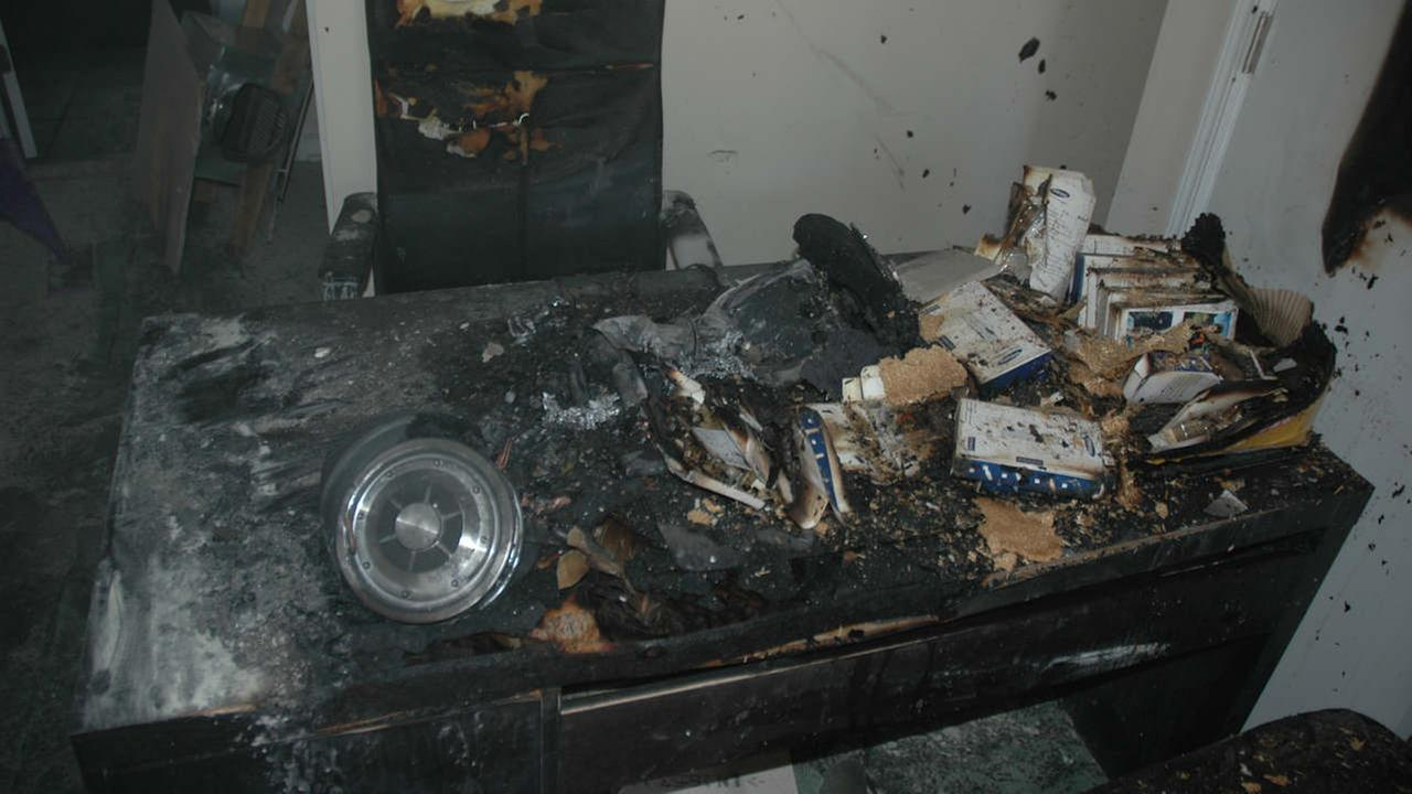Fire damages office of Garfield hoverboard company after batteries explode