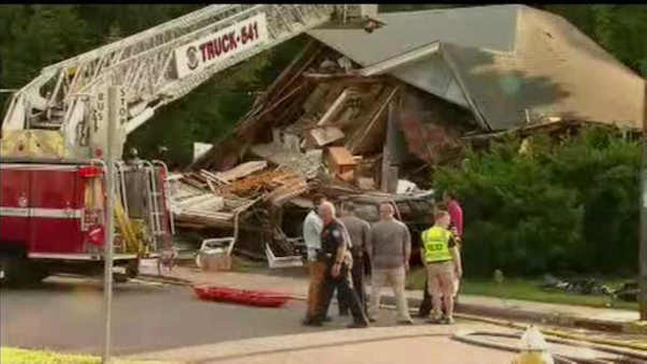 Connecticut house explosion caused by propane leak, ruled accidental