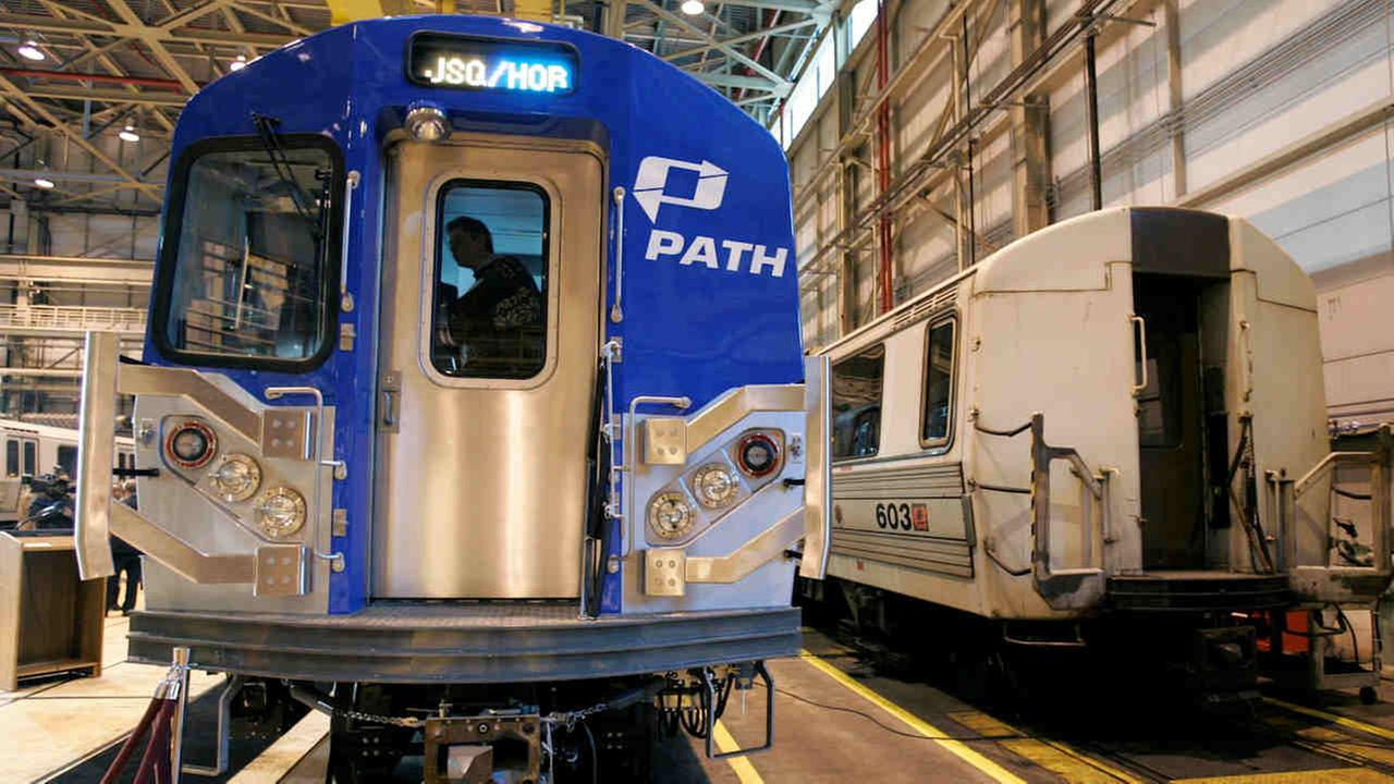 Several PATH rail stations will close on weekends during the next four months to accommodate work on installing a federally required emergency braking system.